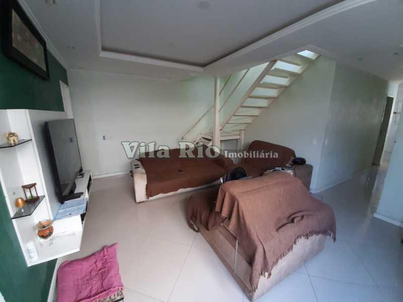 SALA 2 - Casa 3 quartos à venda Cordovil, Rio de Janeiro - R$ 420.000 - VCA30072 - 3