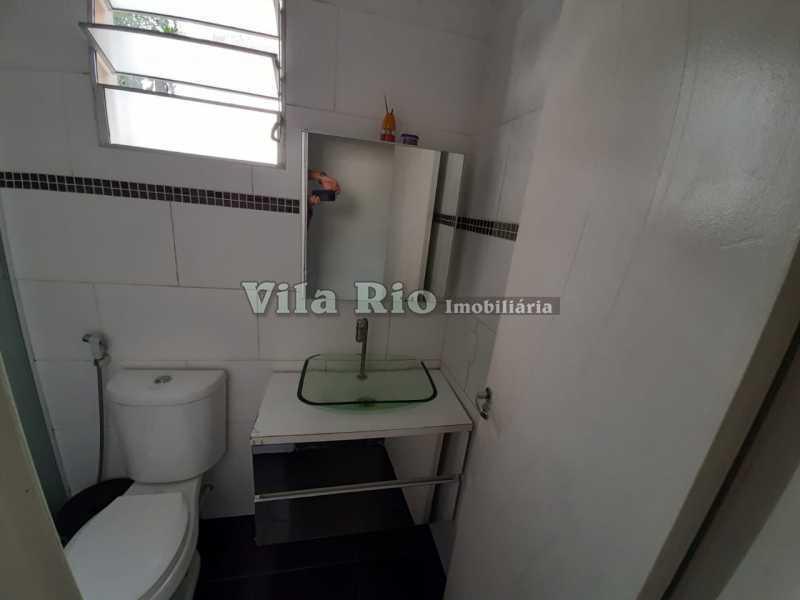 BANHEIRO - Casa 3 quartos à venda Cordovil, Rio de Janeiro - R$ 420.000 - VCA30072 - 12