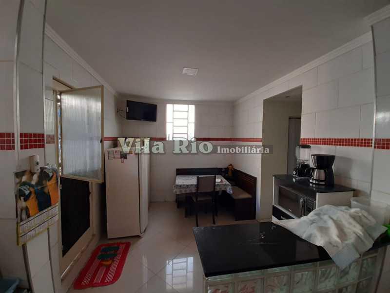 COPA-COZINHA - Casa 3 quartos à venda Cordovil, Rio de Janeiro - R$ 420.000 - VCA30072 - 16
