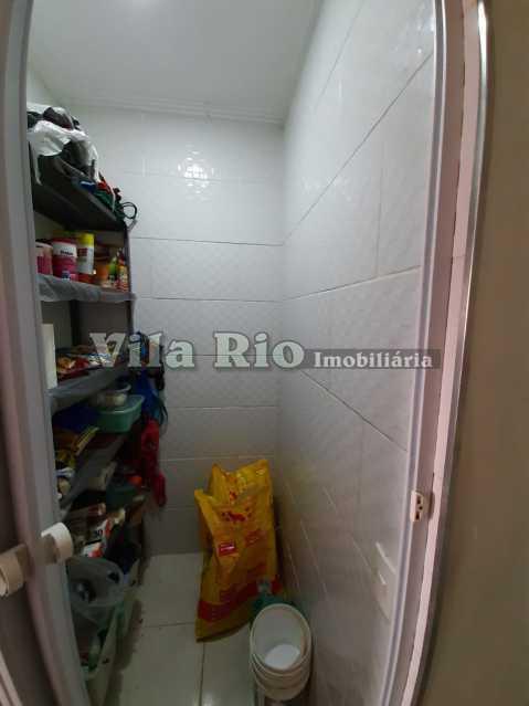 DESPENSA - Casa 3 quartos à venda Cordovil, Rio de Janeiro - R$ 420.000 - VCA30072 - 17