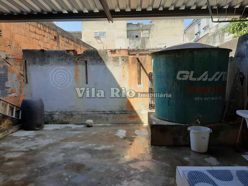 AREA DE SERVIÇO 2 - Casa 3 quartos à venda Cordovil, Rio de Janeiro - R$ 420.000 - VCA30072 - 18
