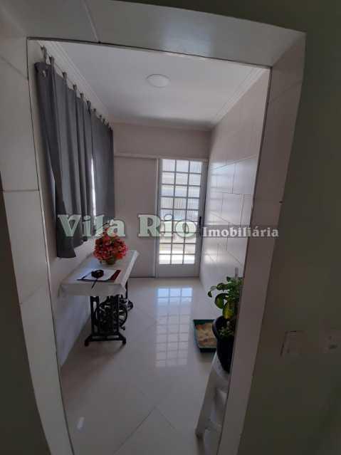 ENTRADA SALA - Casa 3 quartos à venda Cordovil, Rio de Janeiro - R$ 420.000 - VCA30072 - 5