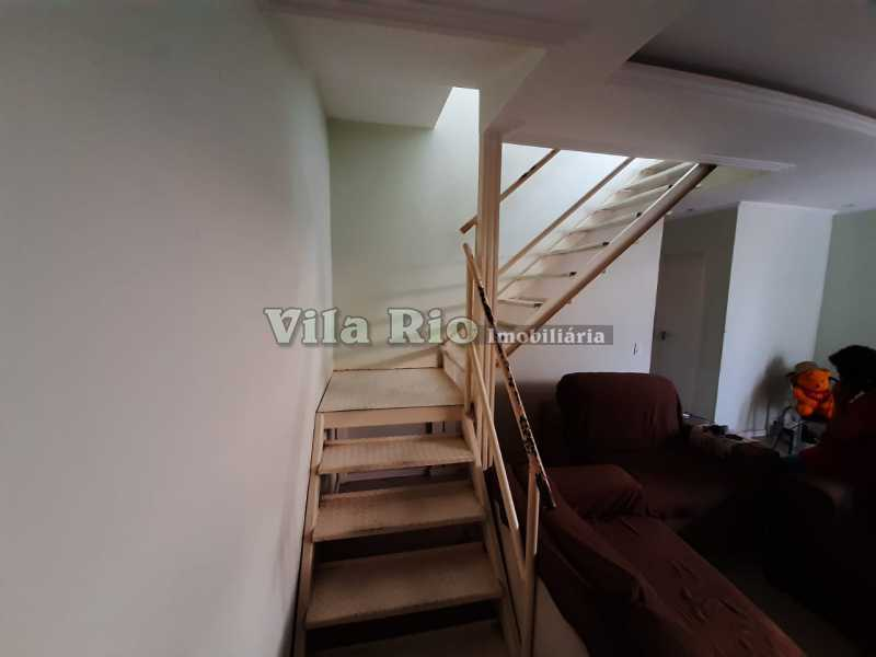 ESCADA SUBIDA - Casa 3 quartos à venda Cordovil, Rio de Janeiro - R$ 420.000 - VCA30072 - 20