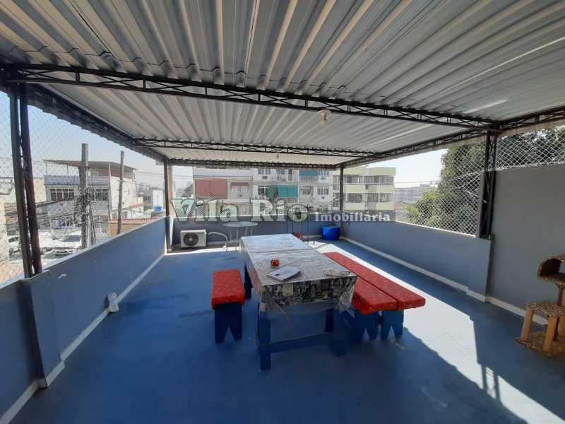 TERRAÇO 2 - Casa 3 quartos à venda Cordovil, Rio de Janeiro - R$ 420.000 - VCA30072 - 23