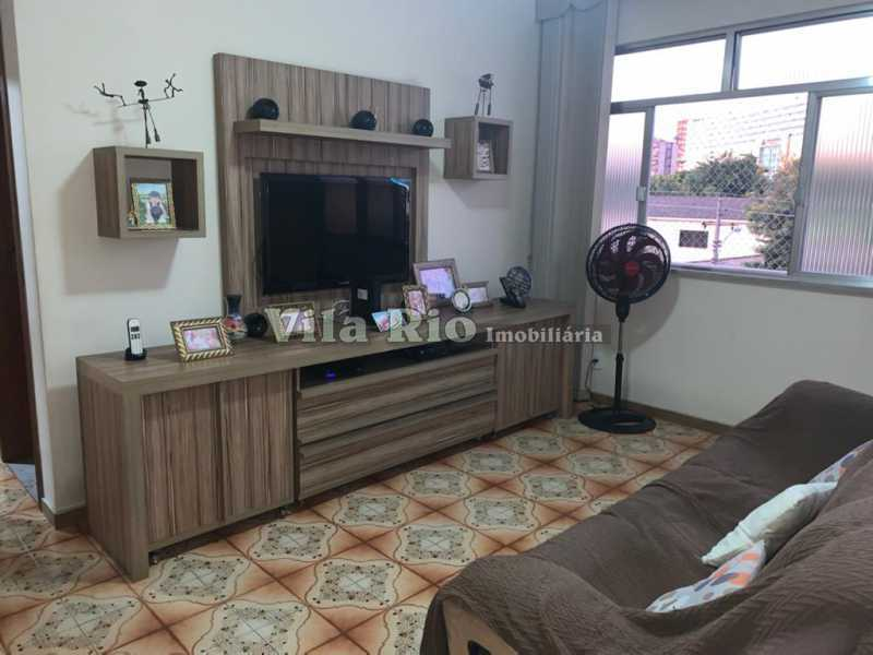 SALA - Apartamento 2 quartos à venda Irajá, Rio de Janeiro - R$ 370.000 - VAP20640 - 1