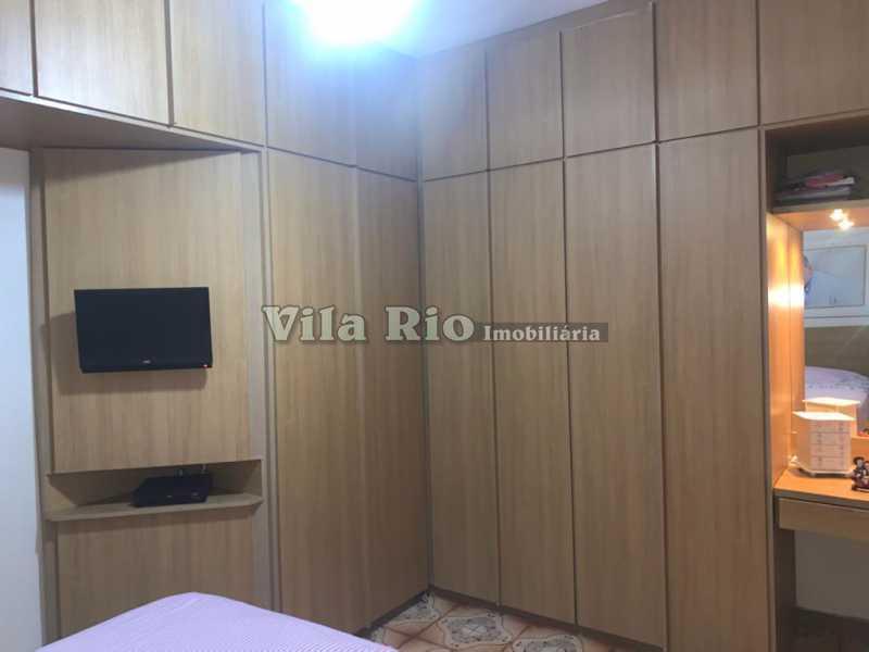 QUARTO 1.3 - Apartamento 2 quartos à venda Irajá, Rio de Janeiro - R$ 370.000 - VAP20640 - 6