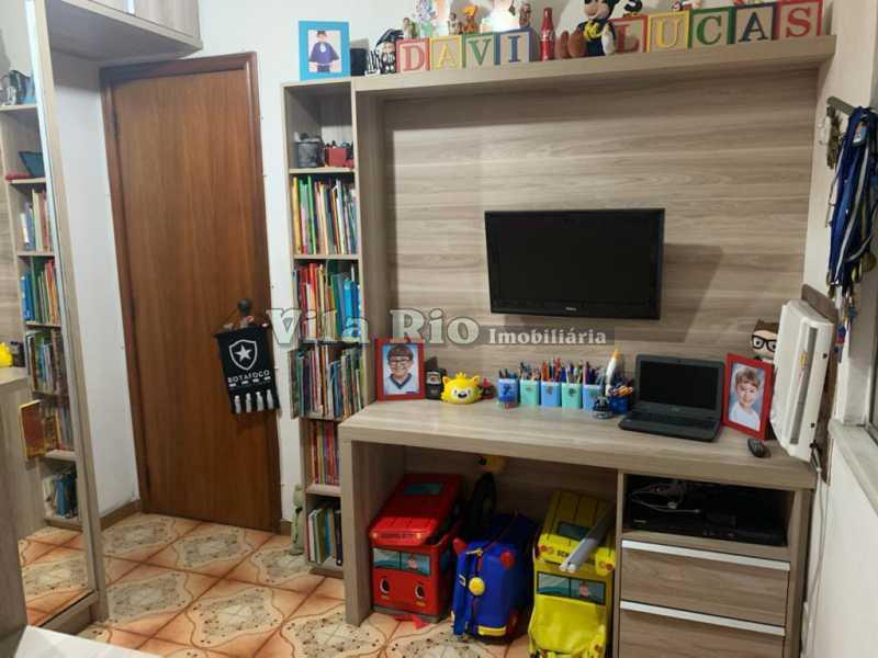 QUARTO 2.4 - Apartamento 2 quartos à venda Irajá, Rio de Janeiro - R$ 370.000 - VAP20640 - 10