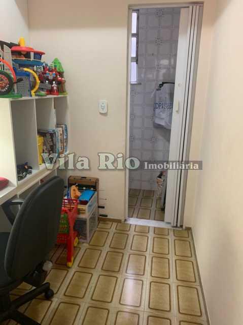 DEPENDENCIA DE EMPEGRADA  2 - Apartamento 2 quartos à venda Irajá, Rio de Janeiro - R$ 370.000 - VAP20640 - 12