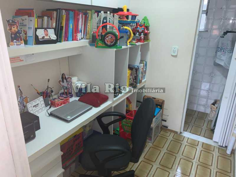 DEPENDENCIA DE EMPREGADA 3 - Apartamento 2 quartos à venda Irajá, Rio de Janeiro - R$ 370.000 - VAP20640 - 13