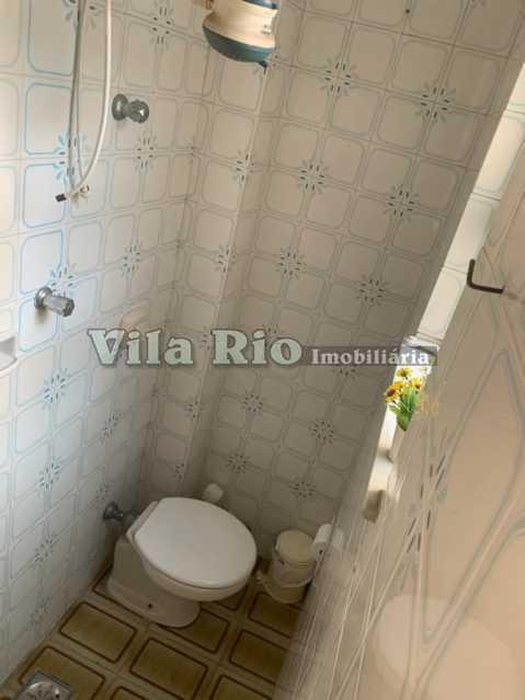 BANHEIRO DE EMPREGADA 2 - Apartamento 2 quartos à venda Irajá, Rio de Janeiro - R$ 370.000 - VAP20640 - 15