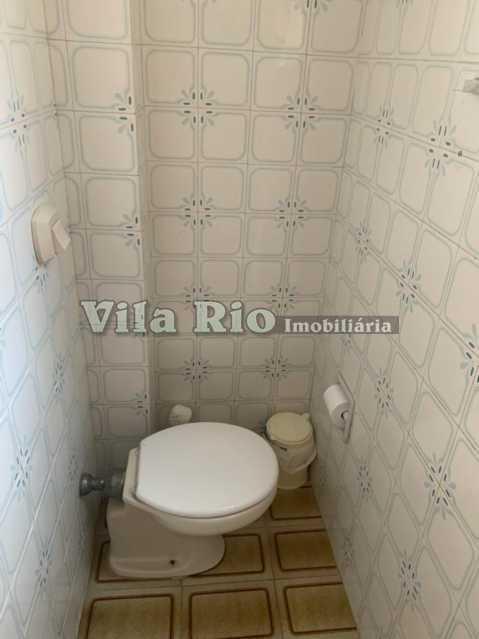 BANHEIRO DE EMPREGADA - Apartamento 2 quartos à venda Irajá, Rio de Janeiro - R$ 370.000 - VAP20640 - 16
