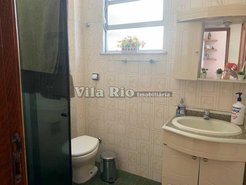 BANHEIRO SOCIAL - Apartamento 2 quartos à venda Irajá, Rio de Janeiro - R$ 370.000 - VAP20640 - 20