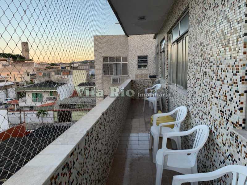 VARANDA 2 - Apartamento 2 quartos à venda Irajá, Rio de Janeiro - R$ 370.000 - VAP20640 - 25