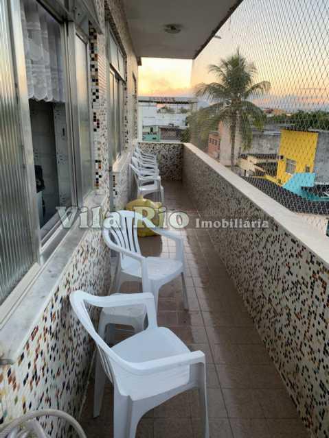 VARANDA - Apartamento 2 quartos à venda Irajá, Rio de Janeiro - R$ 370.000 - VAP20640 - 26