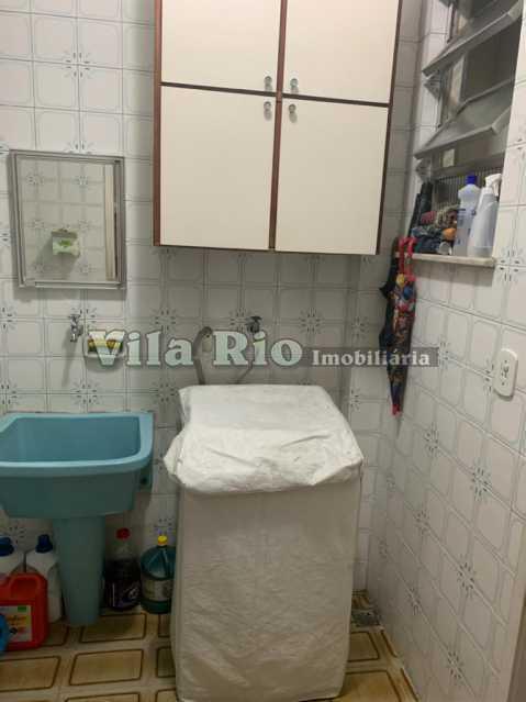 AREA DE SERVIÇO - Apartamento 2 quartos à venda Irajá, Rio de Janeiro - R$ 370.000 - VAP20640 - 28