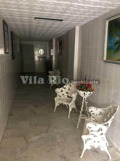 ENTRADA RECEPÇÃO - Apartamento 2 quartos à venda Irajá, Rio de Janeiro - R$ 370.000 - VAP20640 - 30