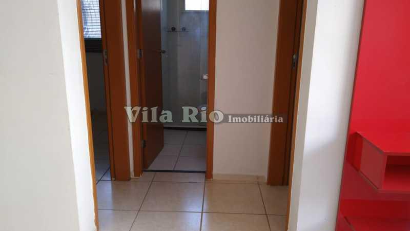 CIRCULAÇÃO 2. - Apartamento 2 quartos à venda Parada de Lucas, Rio de Janeiro - R$ 190.000 - VAP20642 - 13
