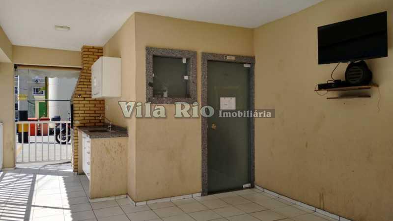 CHURRASQUEIRA 2. - Apartamento 2 quartos à venda Parada de Lucas, Rio de Janeiro - R$ 190.000 - VAP20642 - 21