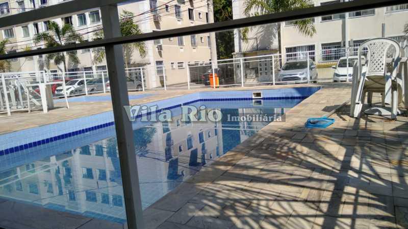 PISCINA 1. - Apartamento 2 quartos à venda Parada de Lucas, Rio de Janeiro - R$ 190.000 - VAP20642 - 22