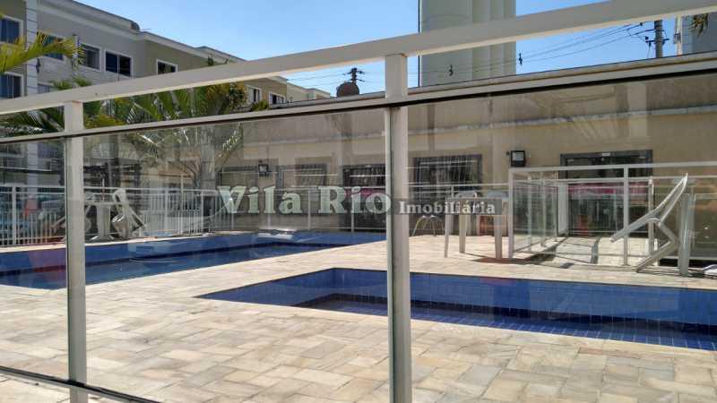 PISCINA 2. - Apartamento 2 quartos à venda Parada de Lucas, Rio de Janeiro - R$ 190.000 - VAP20642 - 23