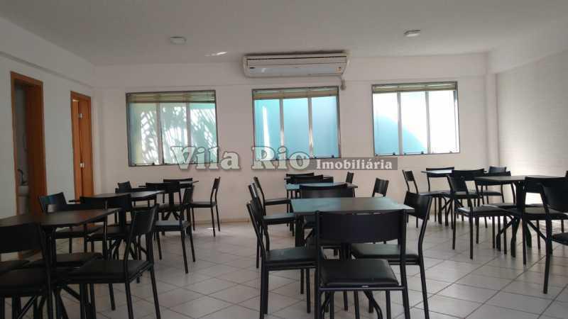 SALÃO FESTAS. - Apartamento 2 quartos à venda Parada de Lucas, Rio de Janeiro - R$ 190.000 - VAP20642 - 24