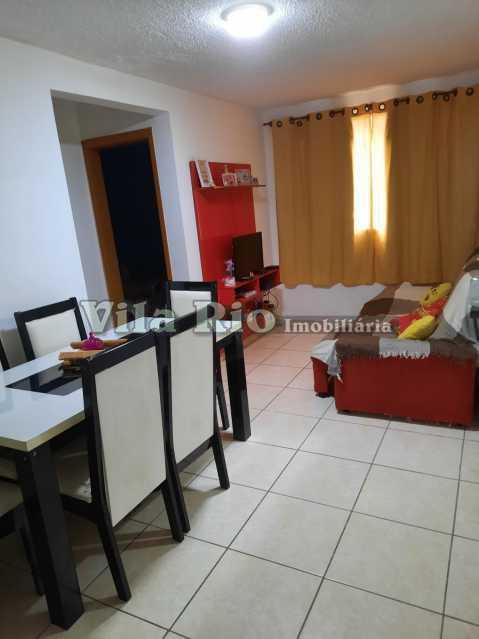 SALA 1. - Apartamento 2 quartos à venda Parada de Lucas, Rio de Janeiro - R$ 190.000 - VAP20642 - 1
