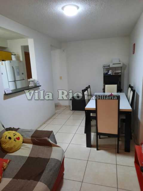 SALA 3. - Apartamento 2 quartos à venda Parada de Lucas, Rio de Janeiro - R$ 190.000 - VAP20642 - 4
