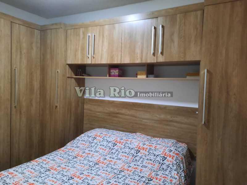 QUARTO 1.1. - Apartamento 2 quartos à venda Parada de Lucas, Rio de Janeiro - R$ 190.000 - VAP20642 - 6