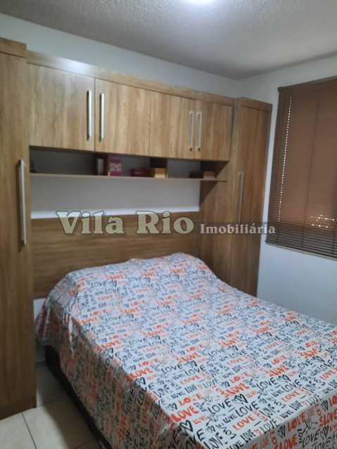 QUARTO 1.2. - Apartamento 2 quartos à venda Parada de Lucas, Rio de Janeiro - R$ 190.000 - VAP20642 - 7