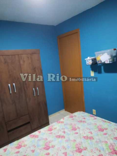 QUARTO 2.2. - Apartamento 2 quartos à venda Parada de Lucas, Rio de Janeiro - R$ 190.000 - VAP20642 - 9