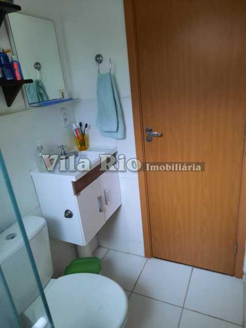 BANHEIRO 2. - Apartamento 2 quartos à venda Parada de Lucas, Rio de Janeiro - R$ 190.000 - VAP20642 - 11
