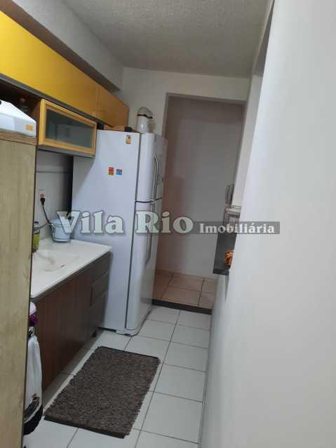 COZINHA 1. - Apartamento 2 quartos à venda Parada de Lucas, Rio de Janeiro - R$ 190.000 - VAP20642 - 15