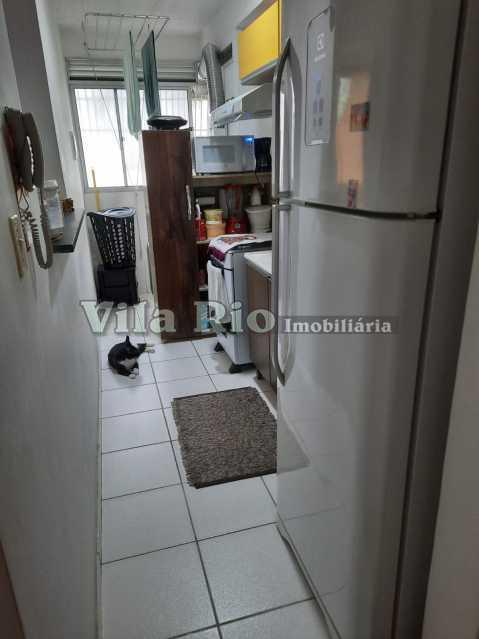 COZINHA 2. - Apartamento 2 quartos à venda Parada de Lucas, Rio de Janeiro - R$ 190.000 - VAP20642 - 16