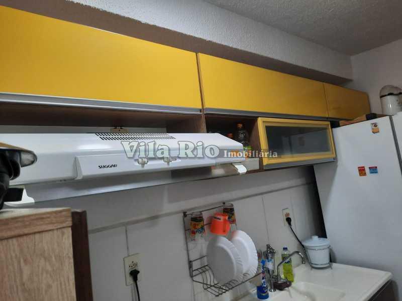 COZINHA 3. - Apartamento 2 quartos à venda Parada de Lucas, Rio de Janeiro - R$ 190.000 - VAP20642 - 17