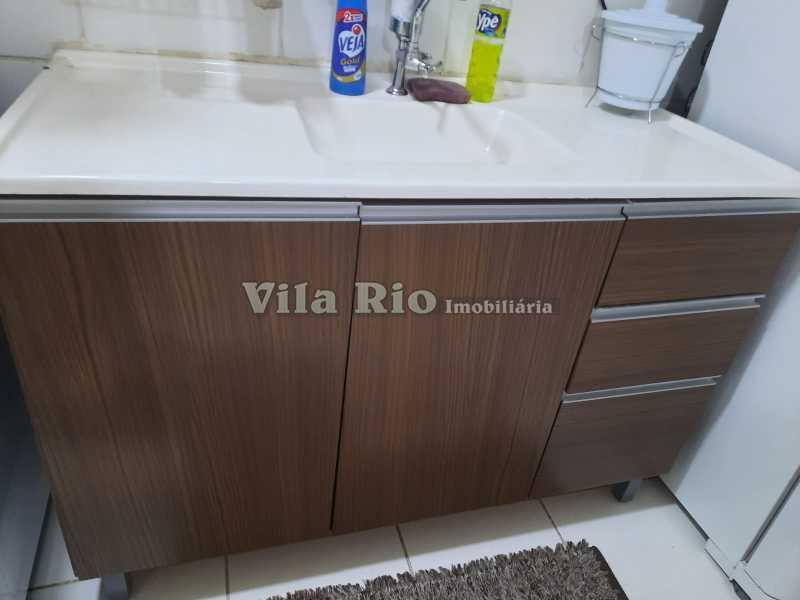 COZINHA 4. - Apartamento 2 quartos à venda Parada de Lucas, Rio de Janeiro - R$ 190.000 - VAP20642 - 18