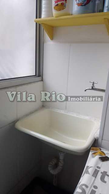 ÁREA DE SERVIÇO. - Apartamento 2 quartos à venda Parada de Lucas, Rio de Janeiro - R$ 190.000 - VAP20642 - 19