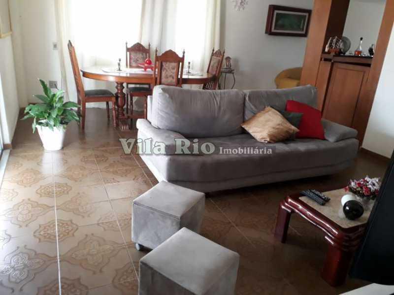 SALA 1. - Cobertura 3 quartos à venda Vila da Penha, Rio de Janeiro - R$ 1.100.000 - VCO30018 - 3