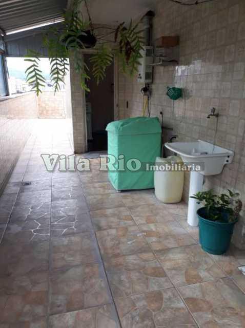 ÁREA. - Cobertura 3 quartos à venda Vila da Penha, Rio de Janeiro - R$ 1.100.000 - VCO30018 - 15
