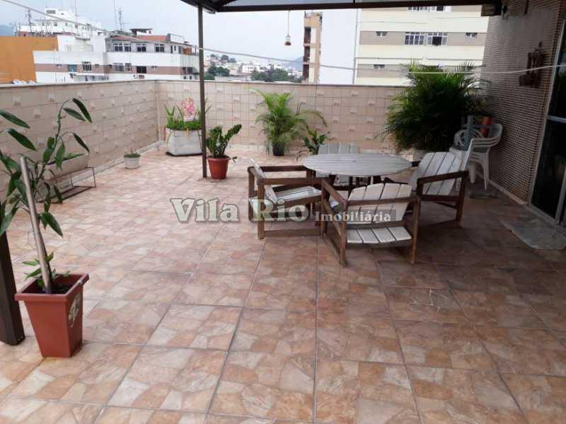 COBERTURA 3. - Cobertura 3 quartos à venda Vila da Penha, Rio de Janeiro - R$ 1.100.000 - VCO30018 - 20