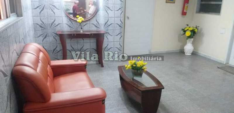 HALL 1. - Cobertura 3 quartos à venda Vila da Penha, Rio de Janeiro - R$ 1.100.000 - VCO30018 - 24