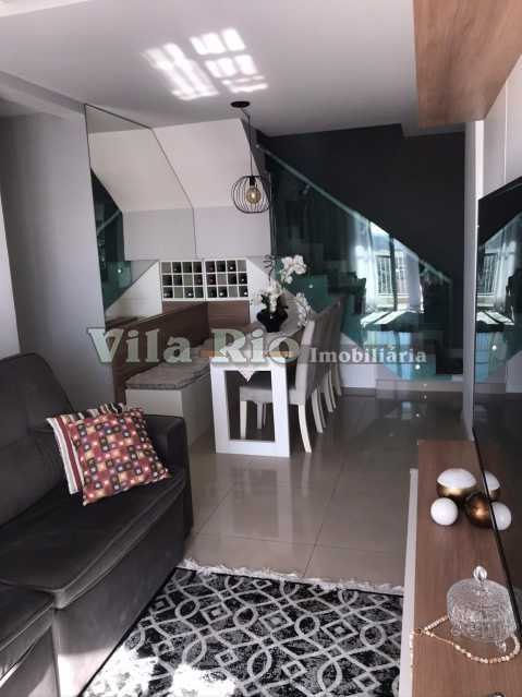 SALA 1 - Cobertura 4 quartos à venda Vila da Penha, Rio de Janeiro - R$ 790.000 - VCO40007 - 3