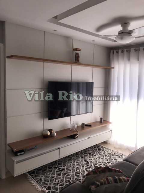 SALA 2 - Cobertura 4 quartos à venda Vila da Penha, Rio de Janeiro - R$ 790.000 - VCO40007 - 4