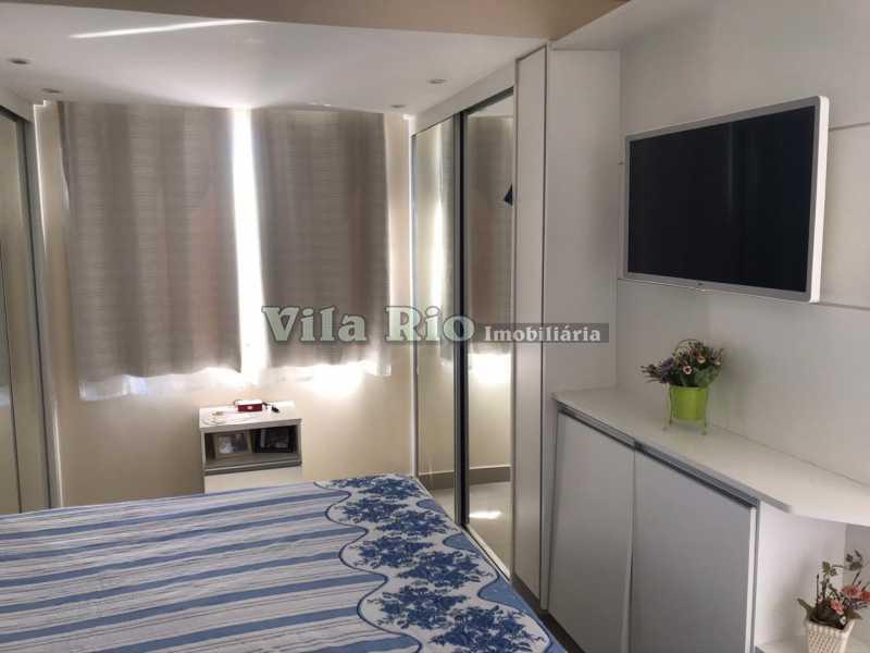 QUARTO 4 - Cobertura 4 quartos à venda Vila da Penha, Rio de Janeiro - R$ 790.000 - VCO40007 - 10