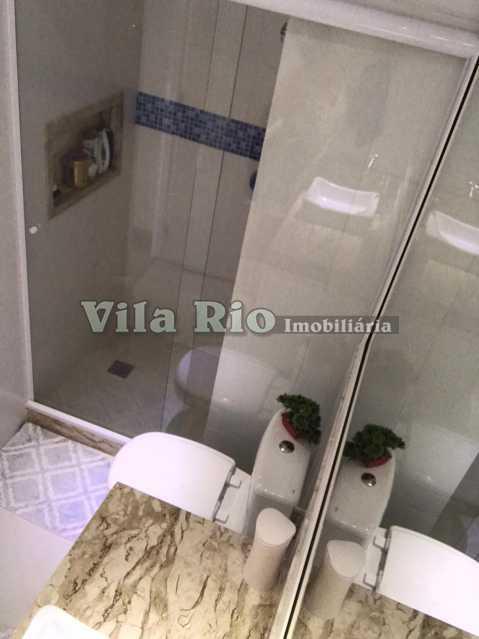 BANHEIRO 1 - Cobertura 4 quartos à venda Vila da Penha, Rio de Janeiro - R$ 790.000 - VCO40007 - 13