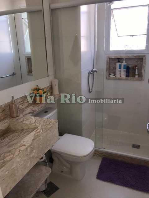 BANHEIRO 2 - Cobertura 4 quartos à venda Vila da Penha, Rio de Janeiro - R$ 790.000 - VCO40007 - 14