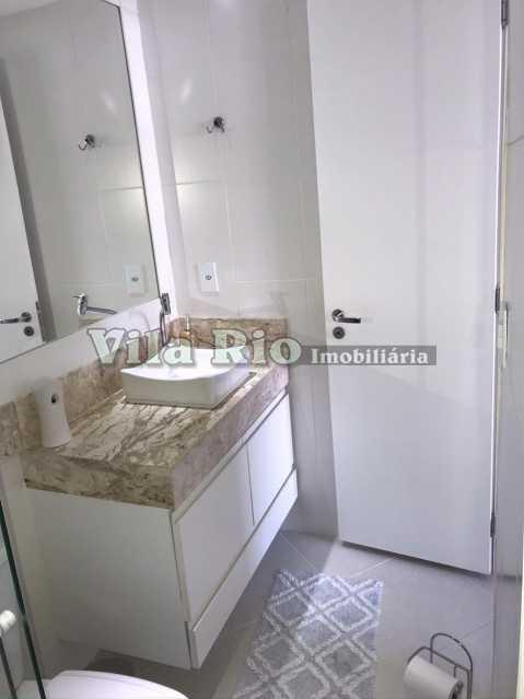 BANHEIRO 4 - Cobertura 4 quartos à venda Vila da Penha, Rio de Janeiro - R$ 790.000 - VCO40007 - 16