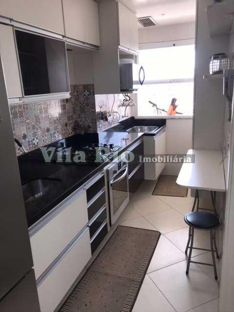 COZINHA 1 - Cobertura 4 quartos à venda Vila da Penha, Rio de Janeiro - R$ 790.000 - VCO40007 - 17