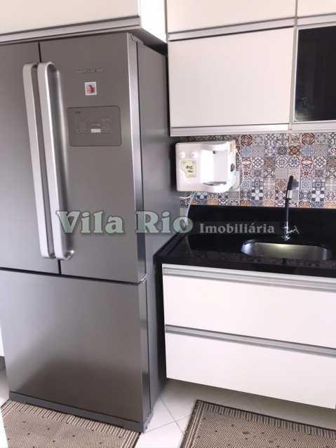 COZINHA 2 - Cobertura 4 quartos à venda Vila da Penha, Rio de Janeiro - R$ 790.000 - VCO40007 - 18