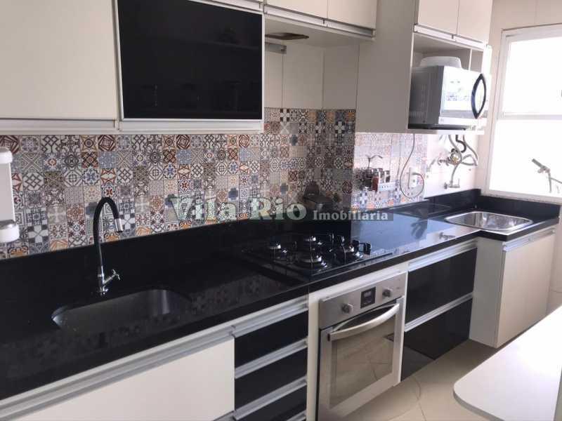 COZINHA 3 - Cobertura 4 quartos à venda Vila da Penha, Rio de Janeiro - R$ 790.000 - VCO40007 - 19