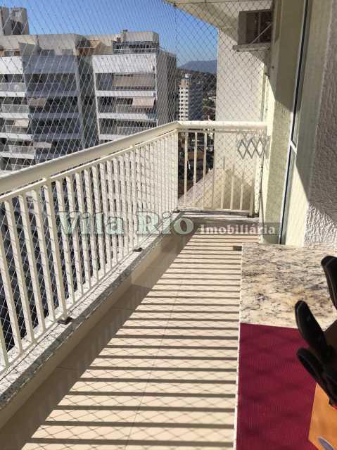 VARANDA - Cobertura 4 quartos à venda Vila da Penha, Rio de Janeiro - R$ 790.000 - VCO40007 - 20